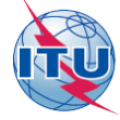 Radiocommunication Bureau of the International Telecommunication Union (ITU)